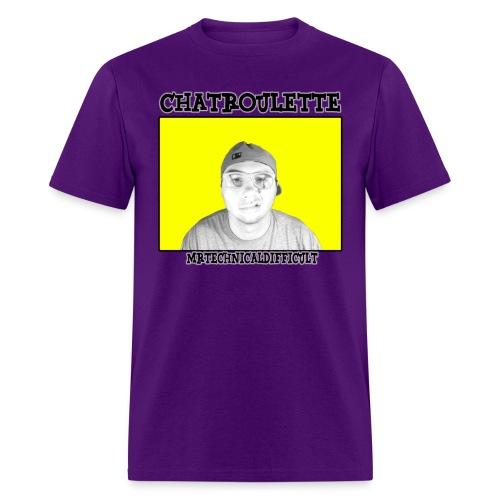 ChatrouletteMTDShirt png - Men's T-Shirt