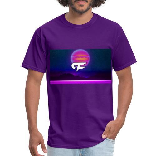 FLORA BIG LOGO - Men's T-Shirt