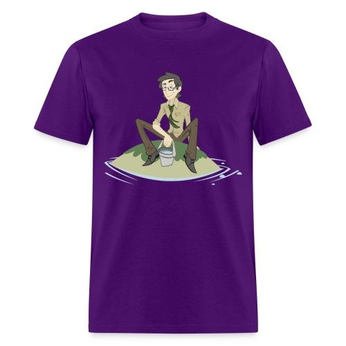 nilsey tshirt design send this one - Men's T-Shirt