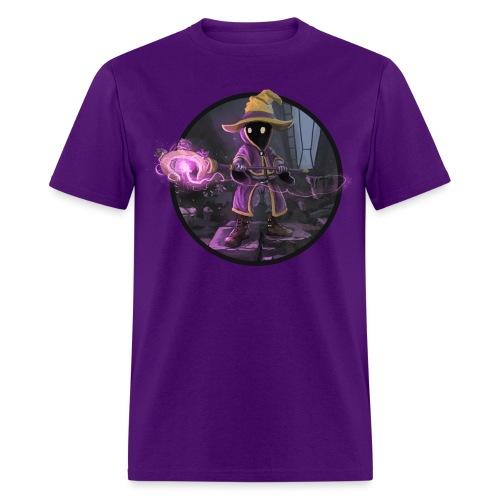 Dungeon Souls Wizard - Men's T-Shirt