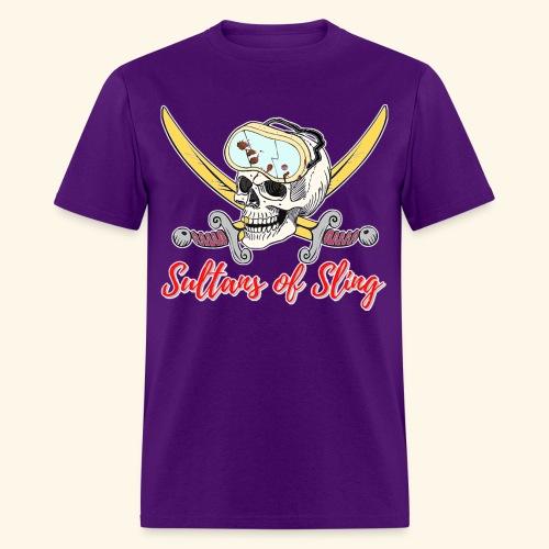 Sultans Skully Logo - Men's T-Shirt