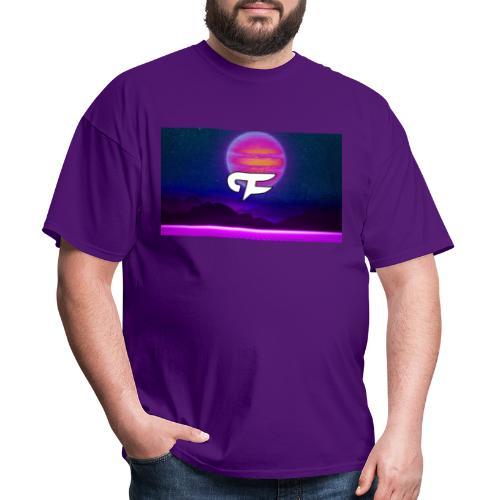 FLORA PLANET LOGO - Men's T-Shirt