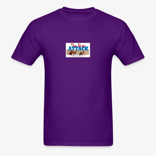 the brat attack - Original - Men's T-Shirt