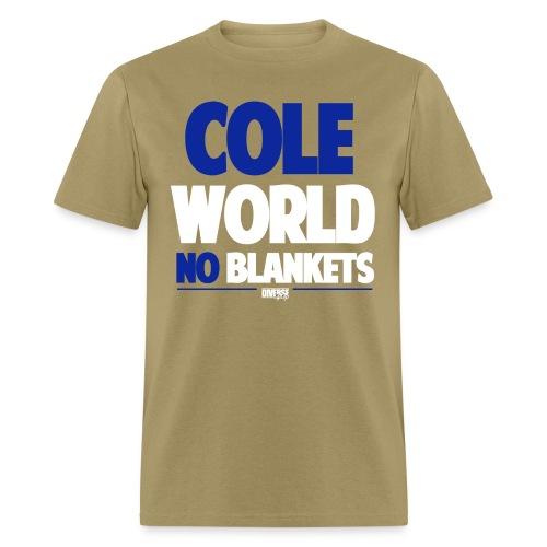 coleworlddesign - Men's T-Shirt