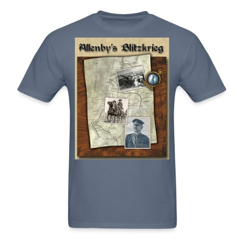 allenby - Men's T-Shirt