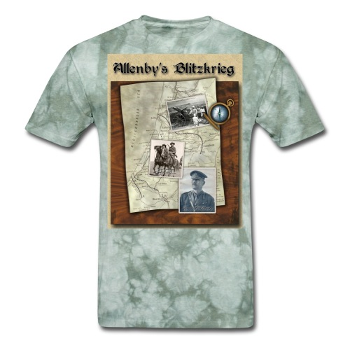 allenby - Men's T-Shirt