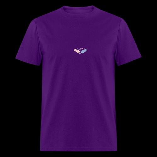 Black T-Shirt - Seventeen - Men's T-Shirt