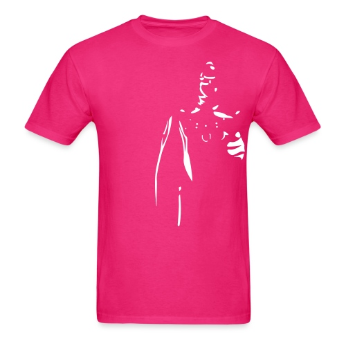 Rubber Man Wants You! - Men's T-Shirt