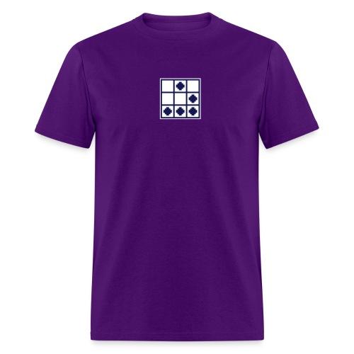 The Hacker Emblem - Men's T-Shirt