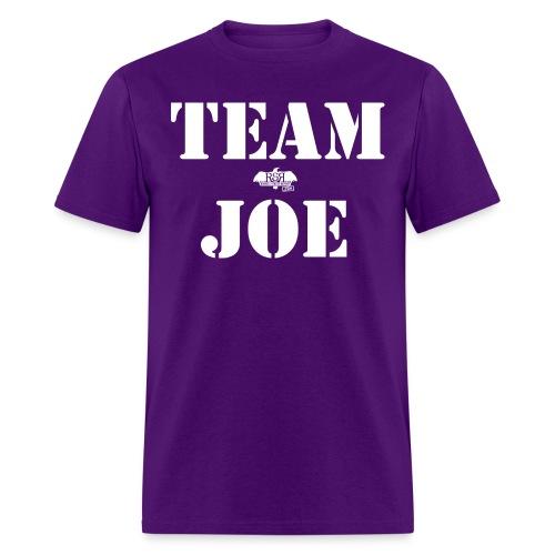 team joe 1 png - Men's T-Shirt