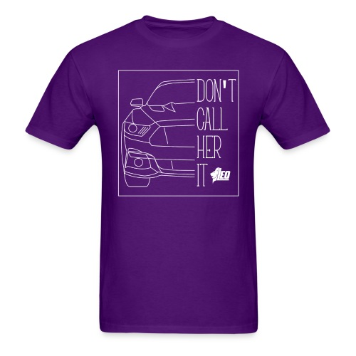 Dont Call Her It png - Men's T-Shirt