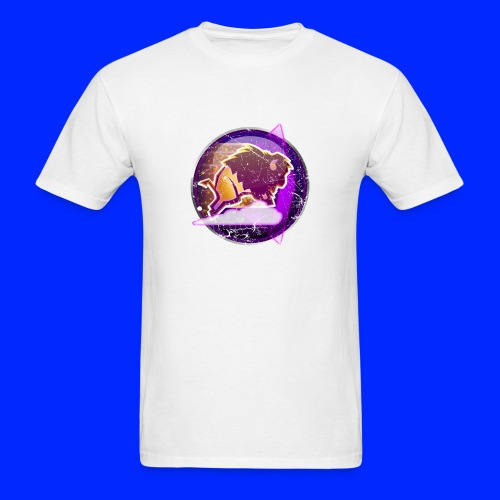 Vintage Stampede Power-Up Tee - Men's T-Shirt