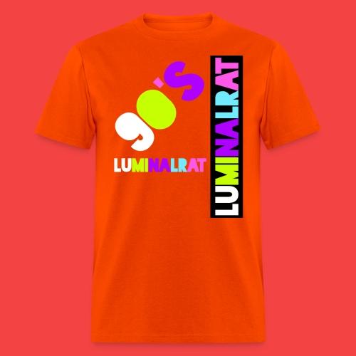 LuminalRat 90's Edition - Men's T-Shirt