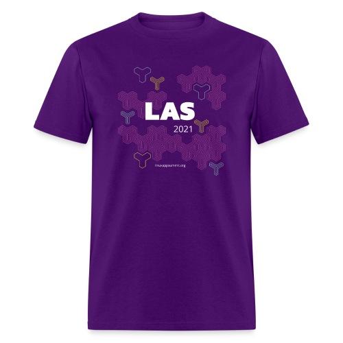 LAS 2021 Multi-Color - Men's T-Shirt