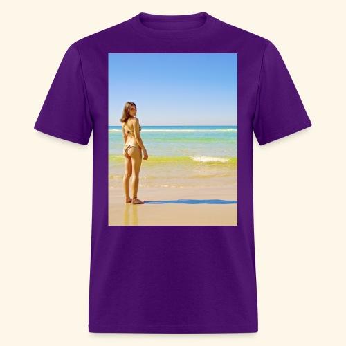 model - Men's T-Shirt