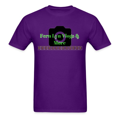 Fern Lyn Vlogs & More - Men's T-Shirt