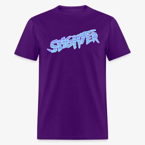 Retro Logo Glitch 2 - Men's T-Shirt