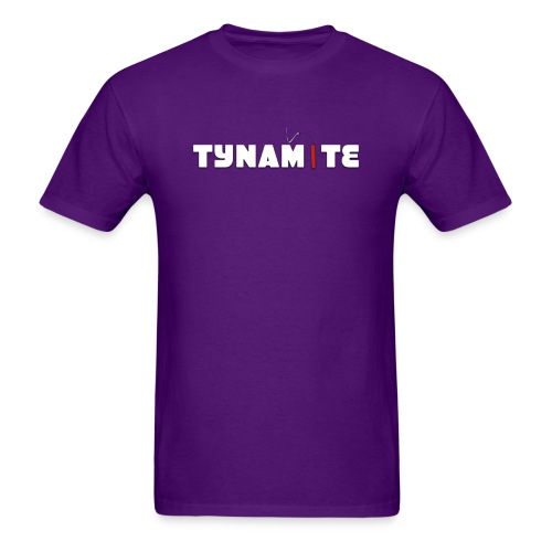tynamite logo png - Men's T-Shirt