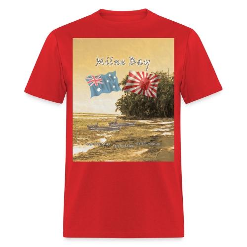 milne bay box top - Men's T-Shirt