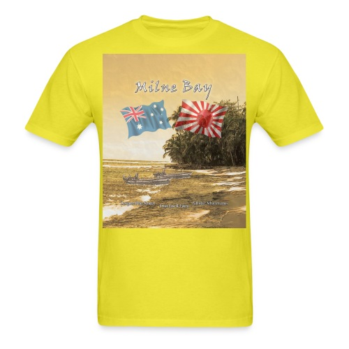 milne bay box top - Men's T-Shirt