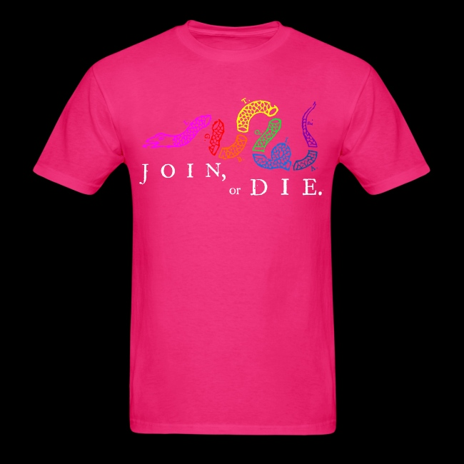 LGBTQIA Join or Die