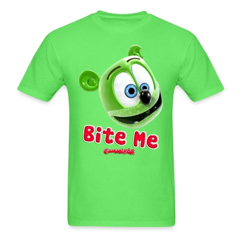 Bite Me - Men's T-Shirt