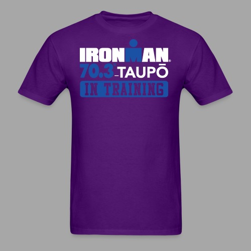 70.3 Taupo alt - Men's T-Shirt