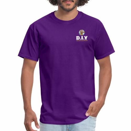 DIY For Knuckleheads Logo. - Men's T-Shirt