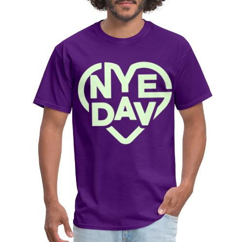 NyeDav Logo - Men's T-Shirt