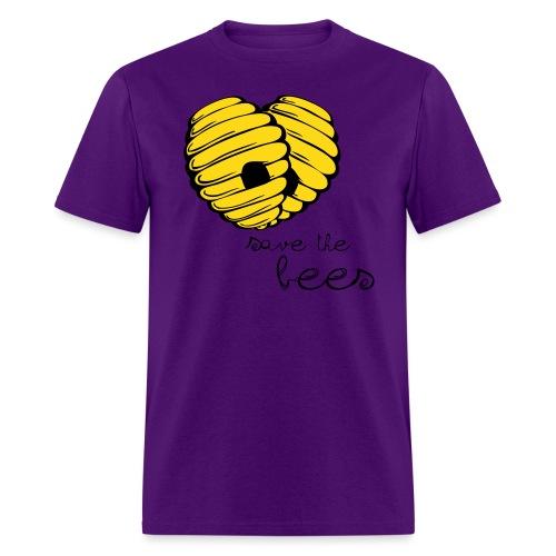 savethebees - Men's T-Shirt