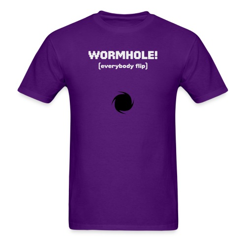 Spaceteam Wormhole! - Men's T-Shirt