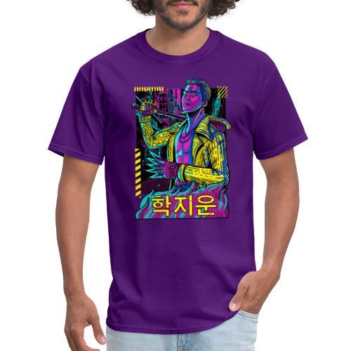 The Trickster Sticker - Men's T-Shirt