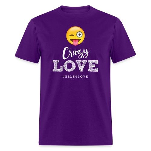 Crazy Love - Men's T-Shirt