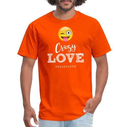 Crazy Love - Men's T-Shirt