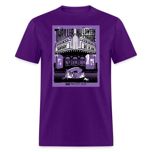 Thriller 2018 Lexington Halloween Parade - Men's T-Shirt
