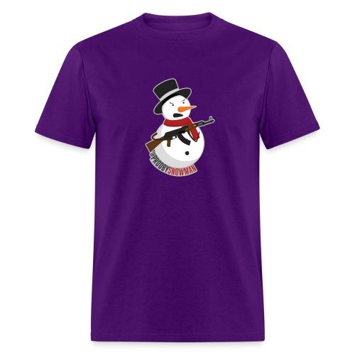 PRODBYSNOWMAN - Men's T-Shirt