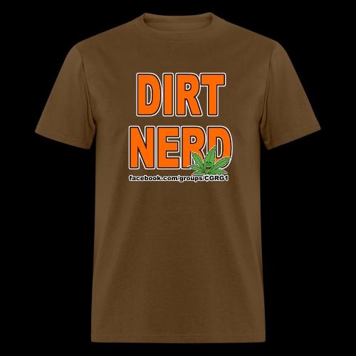 Dirt Nerd - Men's T-Shirt