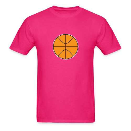 Plain basketball - Men's T-Shirt