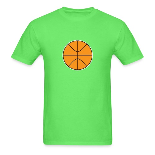 Plain basketball - Men's T-Shirt