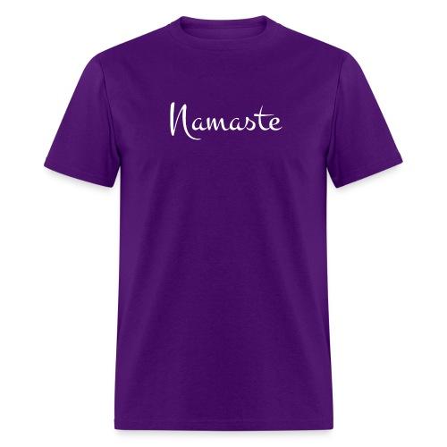 Namaste Design - Men's T-Shirt