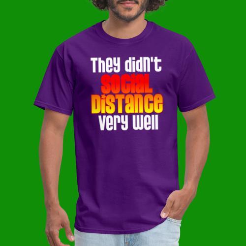 Social Distance Pregnancy - Men's T-Shirt