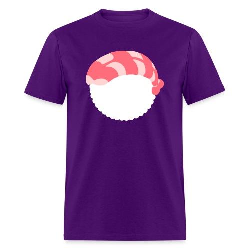 Sushi shrimp - Men's T-Shirt