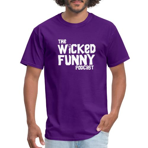 Wicked Funny Podcast - Men's T-Shirt