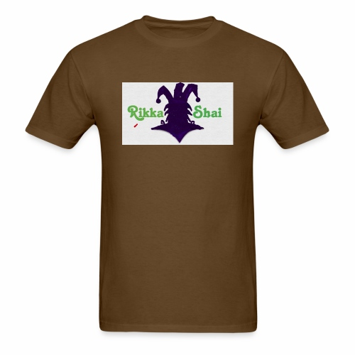 Rikka Shai Electric Logo - Men's T-Shirt