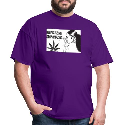 Keepblazin - Men's T-Shirt