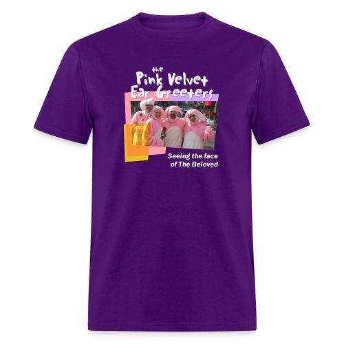 The Pink Velvet Ear Greeters - Men's T-Shirt