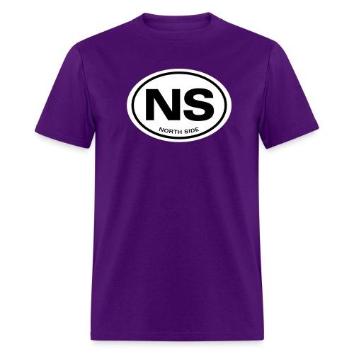 ns decal - Men's T-Shirt