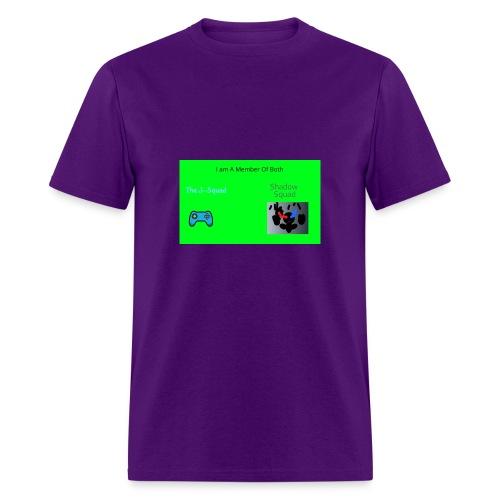 Shadow and J_Squad Shirt - Men's T-Shirt