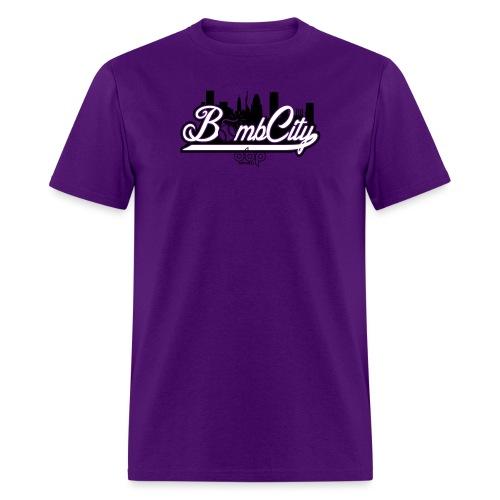 bombcity - Men's T-Shirt
