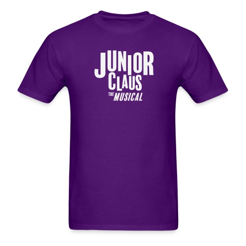 Junior Claus - Men's T-Shirt